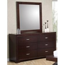 Radcliff 6 Drawer Dresser