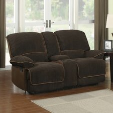 Jackson Reclining Loveseat with Console