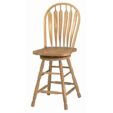 "<strong>Sunset Trading</strong> Sunset Selections Dining 30"" Swivel Bar Stool"