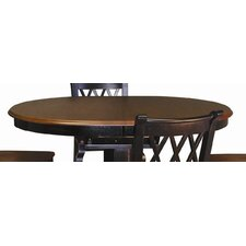 Sunset Selections Pedestal Cafe Table