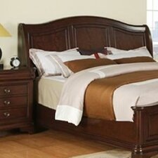<strong>Sunset Trading</strong> Sunset Suites Sleigh Headboard