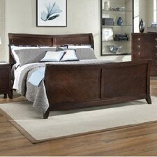 <strong>Sunset Trading</strong> Alexandra Sleigh Bed