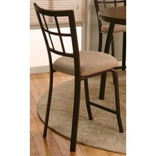 <strong>Sunset Trading</strong> Casual Dining Gunstock Bar Stool with Cushion