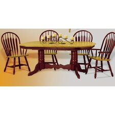 <strong>Sunset Trading</strong> Sunset Selections Butterfly Dining Table