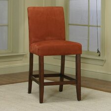 <strong>Sunset Trading</strong> Casual Dining Parkwood Bar Stool with Cushion