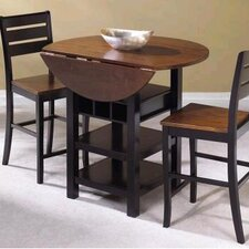 <strong>Sunset Trading</strong> Casual Dining Quincy Pub Table Set