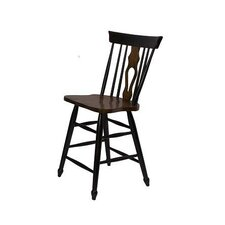 <strong>Sunset Trading</strong> Fiddleback Cafe Bar Stool