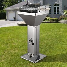 Pedestal Charcoal Barbecue Grill