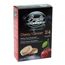 Cherry Flavor Bisquettes (Set of 24)