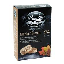 Maple Flavor Bisquettes (Set of 24)