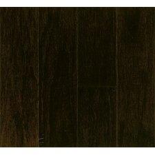 "Rural Living 5"" Engineered Hickory Flooring in Extra Dark"