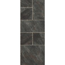 Castilian Block 8mm Tile Laminate in Pizarro