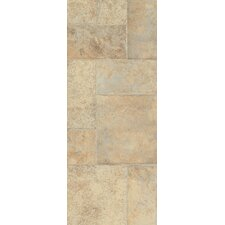 Stones & Ceramics 8.3 mm Tile Laminate in Weathered Way Antique Cream