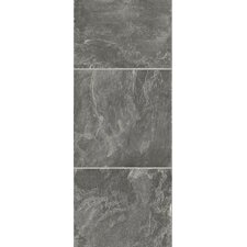 Stones & Ceramics 8.3 mm Tile Laminate in Slate Pebble Dust