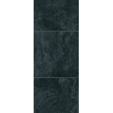 Stones & Ceramics 8.3 mm Tile Laminate in Slate Ebony Mist