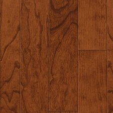 "Metro Classics 5"" Engineered Cherry Flooring in Amber"
