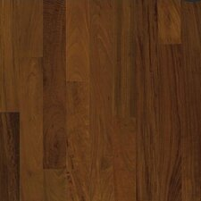 "The Valenza Collection 3-1/2"" Solid Lapacho Flooring in Natural"
