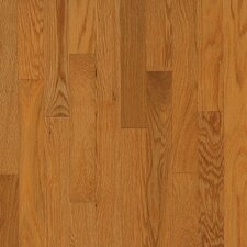 """Kingsford Strip 2-1/4"""" Solid White Oak Flooring in Canyon"""