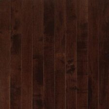 "<strong>Armstrong</strong> Sugar Creek Plank 3-1/4"" Solid Maple Flooring in Cocoa Brown"