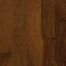 "Century Farm Hand-Sculpted 5"" Engineered Walnut Flooring in Toasted Wheat"
