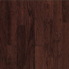 "Metro Classics 5"" Engineered Pecan Flooring in Molasses"