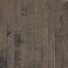 "<strong>Armstrong</strong> Sugar Creek Plank 3-1/4"" Solid Maple Flooring in Pewter"