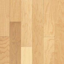 "Sugar Creek Strip 2-1/4"" Solid Maple Flooring in Natural"