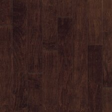 "Metro Classics 5"" Engineered Maple Flooring in Cocoa Brown"