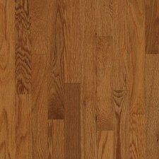 "Kingsford Strip 2-1/4"" Solid White Oak Flooring in Auburn"