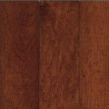 "Sugar Creek Plank 3-1/4"" Solid Maple Flooring in Cherry"