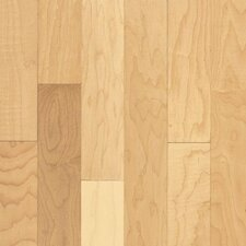 "Sugar Creek Plank 3-1/4"" Solid Maple Flooring in Natural"