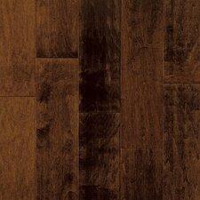 "Artesian Classics Color Wash 5"" Engineered Maple Flooring in Raisin"