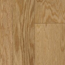 "Fifth Avenue Plank 3"", 5"", and 7"" Engineered Red Oak Flooring in Chablis"