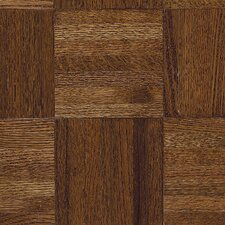 "Urethane Parquet 12"" Solid Oak Flooring in Windsor"