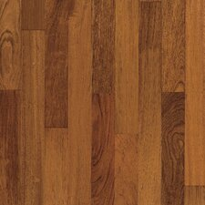 "Valenza 3-1/2"" Engineered Jatoba Flooring in Natural"