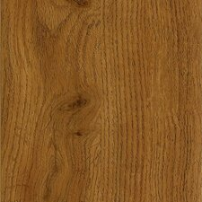 "Luxe Jefferson Oak 6"" x 36"" Vinyl Plank in Gunstock"