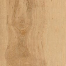 "Luxe Sugar Creek Maple 6"" x 36"" Vinyl Plank in Natural"