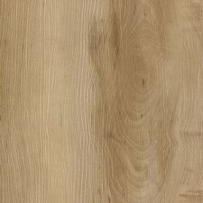 "Luxe Peruvian Walnut 6"" x 48"" Vinyl Plank in Tropical Coast"