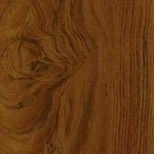 "Luxe Jatoba 6"" x 48"" Vinyl Plank in Natural"