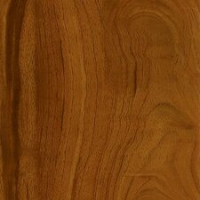 "Luxe Exotic Fruitwood 4.5"" x 48"" Vinyl Plank in Nutmeg"