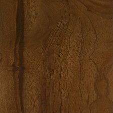 "Luxe Exotic Fruitwood 4.5"" x 48"" Vinyl Plank in Espresso"