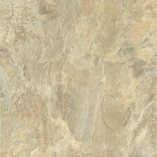"Alterna Mesa Stone 16"" x 16"" Vinyl Tile in Fieldston"