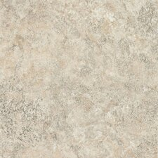 "Alterna Multistone 16"" x 16"" Vinyl Tile in Gray Dust"