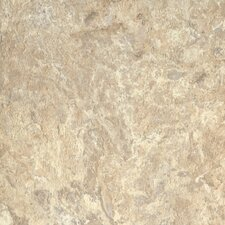 "Alterna North Terrace 16"" x 16"" Vinyl Tile in Beige/Taupe"