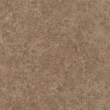 "Alterna Dellaporte 16"" x 16"" Vinyl Tile in Brown"