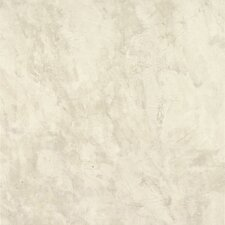 "Alterna Sistine 16"" x 16"" Vinyl Tile in White"
