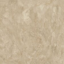 "Alterna Sistine 16"" x 16"" Vinyl Tile in Bisque"