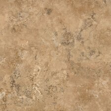 "Alterna Durango 16"" x 16"" Vinyl Tile in Deep Gold"