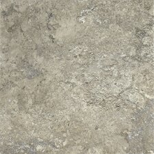 "<strong>Armstrong</strong> Alterna Tuscan Path 16"" x 16"" Vinyl Tile in Dove Gray"