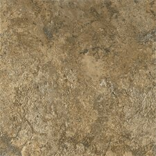 "Alterna Tuscan Path 16"" x 16"" Vinyl Tile in Beige Blush"